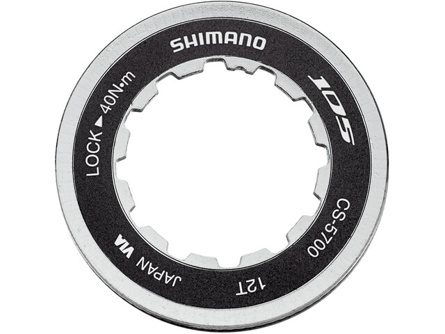Shimano CS-5700 Cassette Borgring 12 Tanden met Spacer